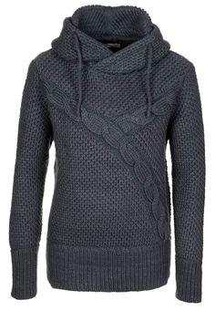 EXEL - Maglione - grigio