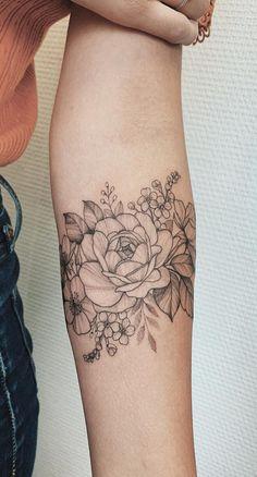 Pretty Tattoos, Love Tattoos, Picture Tattoos, Tatoos, Skull Tattoos, Mini Tattoos, Body Art Tattoos, Pastry Tattoo, Soft Tattoo
