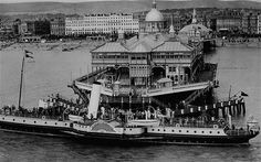 The golden age of the British pier