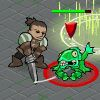 Hack Slash Crawl - Enter the dungeons of Hack Slash Crawl to find your fortune. Be prepared for anything, because no two dungeons are alike.  If you're of Rogue-likes and Diablo, then this is the dungeon crawler for you!  Attack!  Sell Items!  Defeat