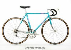 Steel Vintage Bikes - Rossin Professional Classic Bicycle Early 1990s