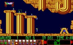 Lemmings (Commodore Amiga)