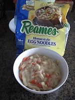 I have made this several times now and it is So Good!!Reames Classic Chicken Noodle Soup
