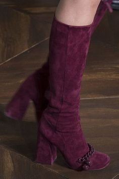 Tory Burch at New York Fashion Week Fall 2017 - Details Runway Photos