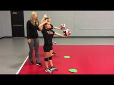 Serving: Drills to Train Proper Technique and Eliminate Bad Habits Volleyball Serving Drills, Volleyball Drills For Beginners, Volleyball Serve, Volleyball Skills, Volleyball Practice, Volleyball Training, Volleyball Workouts, Coaching Volleyball, Girls Softball