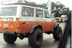 1975 FJ55 Land Cruiser