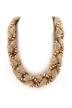Braided Kenzie Necklace