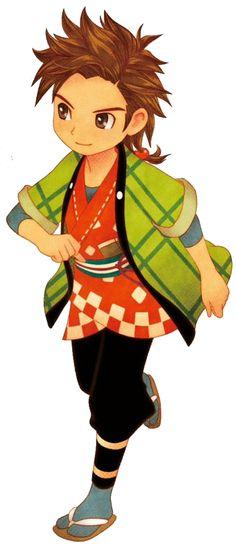 Story of Seasons: ToT - Hinata