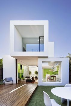 Designed By Matt Gibson Architecture + Design, The Shakin Stevens House Is  Located In Melbourne, Australia.  Part 68
