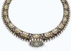 A NORTH INDIAN 'HANSLI' NECKLACE  i will wear this at my wedding :)
