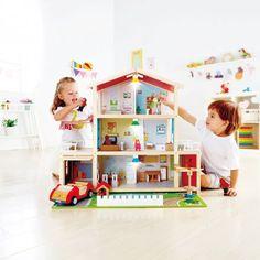 Puppen-Villa Happy Family online kaufen   Geschenke.de Online Shop