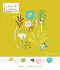 Playful palette Archives - Lisa Glanz