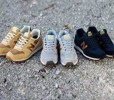 Old style. New Balance.