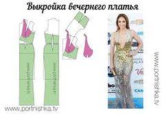 Картинки по запросу выкройка платья с глубоким вырезом на спине