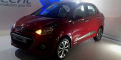 Hyundai Xcent launched at Rs 4.66 lakh