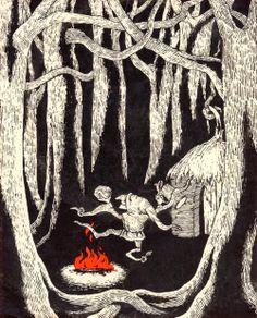 Rumpelstiltskin, Edward Gorey, 1973