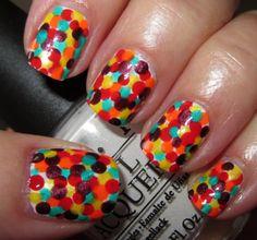 Cute nails!! :)