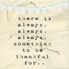 Always. #gratitude
