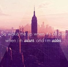 Wake Me Up - Avicii...recently learned how to pronounce 'Avicii' but I really love his songs. They're bringing the good part of youtube onto the radios. YES! - Visit Amy FM | www.amyfm.nz