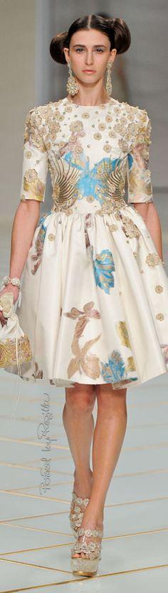 Guo Pei Spring 2016 Couture.