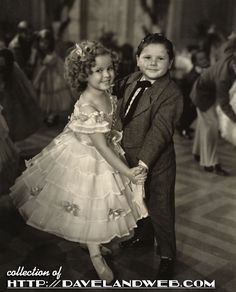 Shirley Temple 1930s Photo Page