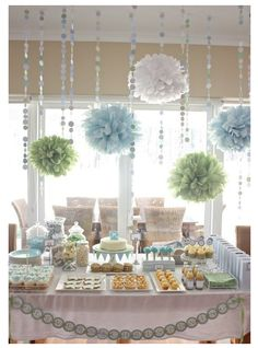 baby shower idea!!! Love this!