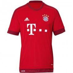 Nueva camiseta del Bayern Munich 2015 2016 Camisetas De Fútbol 6db3976a095a3