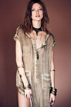 Free People's 'Sacred Geometry' Lookbook Stars Martha Hunt | Fashion Gone Rogue: The Latest in Editorials and Campaigns