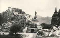 Amazing 1903 photos that showed the secret kingdom of Tibet for the very first time to be auctioned off