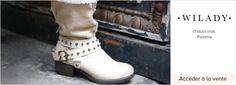 Vente privée chaussures Wilady : Chaussures, Espace Femme, ventes privées