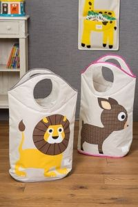 Children's Laundry Bin DesResDesign.co.uk £30 LOTS OF MATCHING ITEMS AT DESRESDESIGN