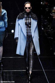 coats fahion show | Fashion Shows - Category: Gucci fall winter 2013 2014 for women ...
