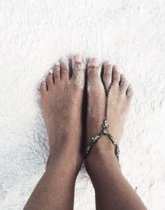 Barefoot #SpiritOfSummer