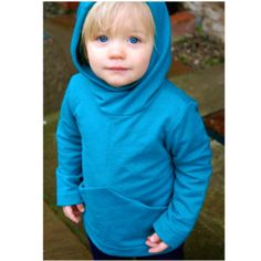 Two Stitches Charlie Hoodie And Tunic Pattern - Guthrie & Ghani