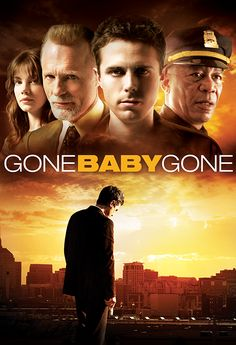 Gone Baby Gone (2007) R | 1h 54min | Crime, Drama, Mystery | 19 October 2007 (USA) - Two Boston area detectives investigate a little girl's kidnapping, which ultimately turns into a crisis both professionally and personally.