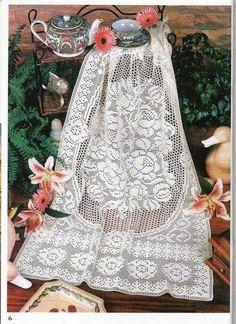 Kira scheme crochet: Scheme crochet no. 692