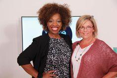 Wow This ladies smile can change the world! @WakeUpTVShow @2motivate @adryenn