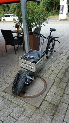 Cool Bicycles, Cool Bikes, Bullitt Cargo Bike, Beer Bike, Velo Cargo, Push Bikes, Fat Bike, Bike Style, Bicycle Design