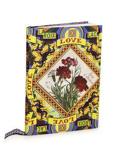 Christian Lacroix Notebook, Love