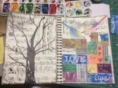 More ways to use Gelli paper