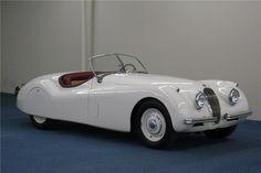 1953 Jaguar XK 120 4spd