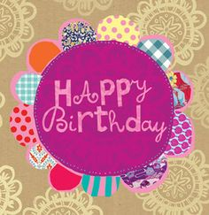 ┌iiiii┐                                                              Happy Birthday!!