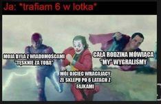 Wtf Funny, Funny Memes, Jokes, Joker Meme, Polish Memes, Ways To Communicate, Chat App, Best Memes, Haha