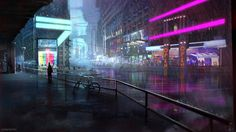 Post with 5639 votes and 211576 views. Tagged with art, cyberpunk; Shared by Cyberpunk art dump Cyberpunk City, Cyberpunk 2077, Cyberpunk Kunst, Cyberpunk Aesthetic, Futuristic City, Futuristic Architecture, Cyberpunk Fashion, Anime City, City Wallpaper