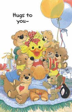 duck hugs to you