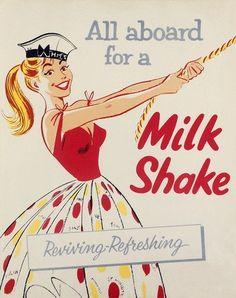 My milkshake brings all the boys to the yard...