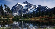Learn about Washington's North Cascades where you can find some of the most pristine and outstanding recreation in the world! | Wilderness.org