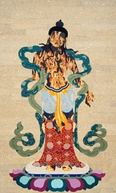 Tenzing Rigdol is a contemporary Tibetan artist whose work ranges from painting, sculpture, drawing