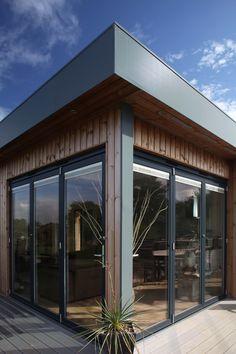 Bi-Folding Aluminium Doors in Leeds, York & Harrogate   Kingfisher Windows