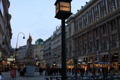The Graben, Vienna Austria 2013  Holly Spalding all rights reserved